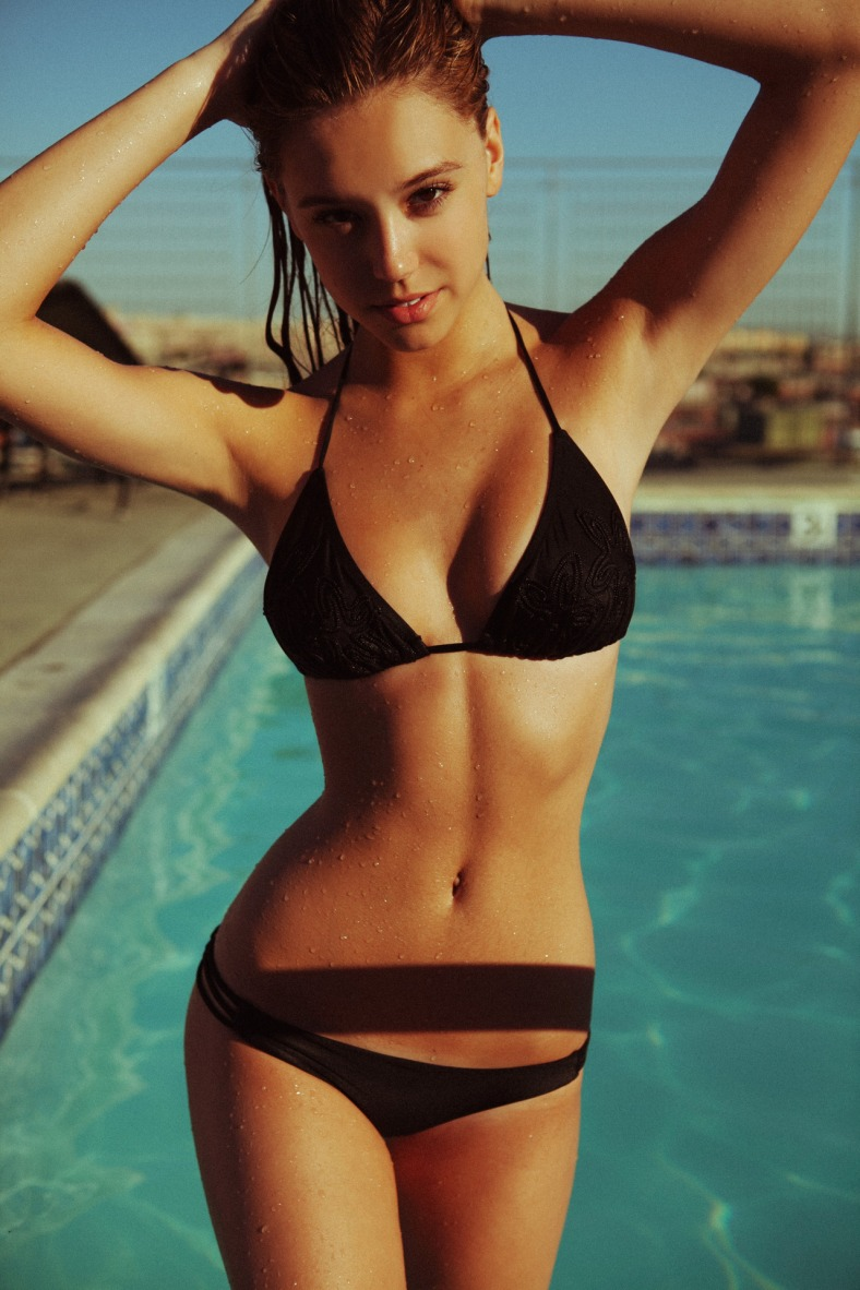 Get the perfect bikini body
